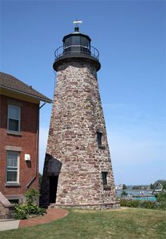 Charlotte-Genesee Lighthouse, New York at Lighthousefriends.com. The UX Blog podcast is also available on iTunes.
