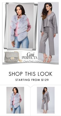 """""""Casi perfecta"""" by kiveric-damira ❤ liked on Polyvore featuring Whiteley, gorgeous, cozy, Perfecta and ownthelooks"""