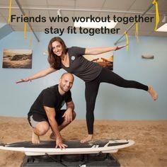 Sandbox Fitness: #friends #partners #workoutbuddy