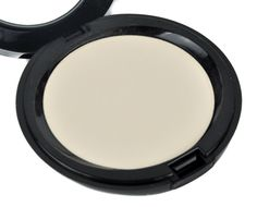 Translucent Pale Dollface Pressed Powder Compact Gothic Face Makeup