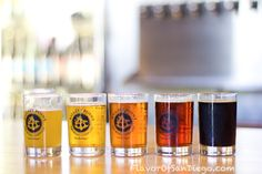 Taking a brewery tour in San Diego is a great way to spend an afternoon -- just make sure you have a designated driver.
