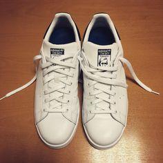 My new Adidas Stan Smith. Great shoe!