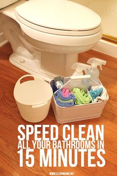 If you follow along with my cleaning routine, on Mondays you clean bathrooms right along with me in your home. Today I'm sharing a visual of how I clean ALL of my bathrooms in 15 minutes. I have 4 bathrooms and can attest to this being the absolute easiest and quickest way to get them... (read more...)