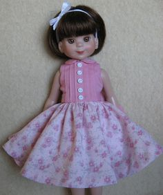 Fits Tonner Betsy McCall Dress For 14 Inch Doll From Paper Dolls - Betsy is Locked Out