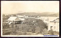 FAJARDO, Buildings on Grounds of Central Fajardo. RPCC Mailed Fajardo May 25, 1914.