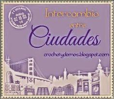 Crochet y demos: Intercambio Entre Ciudades- Los Regalos