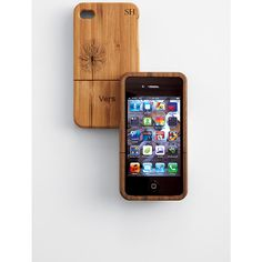 I pinned a wood Iphone case because I have always found them interesting and might go get one. I recently did a paper on the iPhone allowing for individualism for Jo's class and this case fits right into that. I found this on Pinterest.