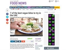 Gulf news: 7 of the best vegan bites in the UAE. Guess who made the list, Comptoir 102 :) World Vegan Day, Stay Fit, Uae, New Recipes, Good Things, News, Health, Food, Keep Fit