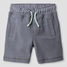 Baby Boys' Knit Fashion Short Oxygen Blue - Cat & Jack™ : Target