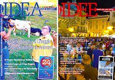 Ancora una novità: IDEA da questo mese è anche in inglese. Aperto Ticino24.it - Ossola 24 notizie
