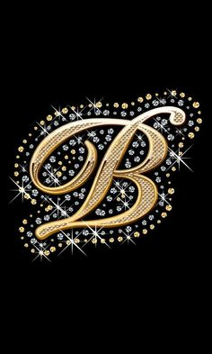 Bling Wallpaper, Name Wallpaper, Wallpaper Backgrounds, Wallpapers, Gold Letters, Letters And Numbers, Cute Picture Quotes, Monogram Tattoo, Stylish Alphabets