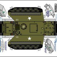 photo Armored Personnel Carrier  Paper Model via papermau 002_zpscdskycv8.jpg