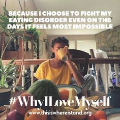 Join us in our movement of self love! Tell us why you love yourself ! It's easy - all you have to do is write the reason(s) you love yourself today! Just be sure to include the hashtags #WhyILoveMyself & #WhereIStand !  Let's spread the love  #WhereIStand #WhyILoveMyself #movement #challenge #nonprofit #mentalhealth #mentalillness #loveyourself #selfcare