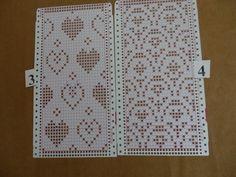 Knitting Machine Patterns, Knitting Charts, Hand Knitting, Crochet Cross, Filet Crochet, Knit Purl Stitches, Norwegian Knitting, Tapestry Crochet Patterns, Crochet Carpet
