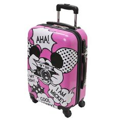 Mickey Pink Trolley