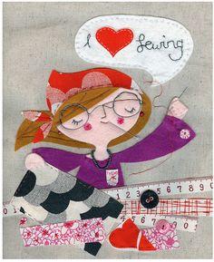 Umbrella Prints: last Trimmings Competition winner Lisa Stubbs!