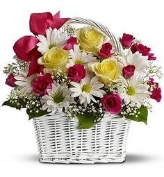 Flower delivery make a great last minute gift for any occasion. All of our flowers arrangements can be delivered same day, anywhere in the US. Each flower bouquet is expertly arranged and hand-delivered by a local florist, in a beautiful vase.