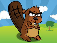 Angry Beaver Cartoon Pictures ~ Day 589. Angry Beavers by Cryptid ...