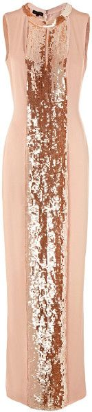 Escada Gown Gabalu in Pink (Rose Quartz) - Lyst   jaglady