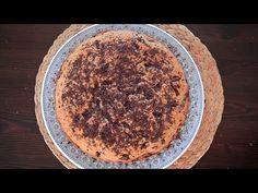 Italienischer Ricottakuchen mit Schokolade