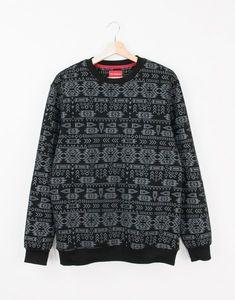 No Future Aztec Vibes Erkek Sweatshirt Aztec, Pullover, Future, Sweatshirts, Sweaters, Fashion, Moda, Future Tense, Fashion Styles