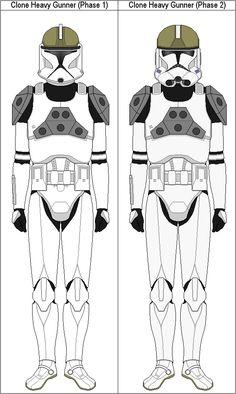 Clone Heavy Gunners by MarcusStarkiller on DeviantArt