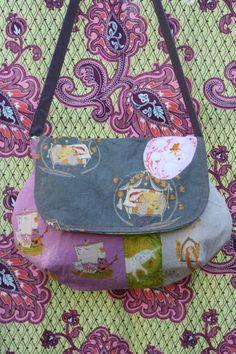 Sew Sweetness: Madison Bag