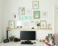 The Black Pearl Blog - UK beauty, fashion and lifestyle blog: My Gallery Wall