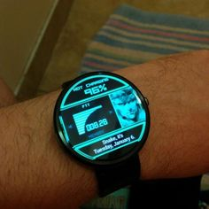 I want this so bad! Give Your Smartwatch A Metal Gear Solid Makeover