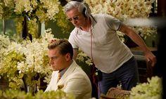 Baz Luhrmann, Leonardo DiCaprio w filmie Wielki Gatsby Gatsby Movie, 3d Film, Baz Luhrmann, Ang Lee, Love Film, Beats By Dre, The Great Gatsby, Series Movies, Tv Series