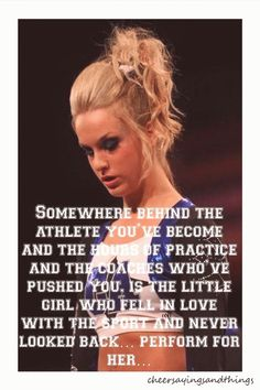 #Cheer #quotes #great #cheer Great Dance Quotes and Sayings Perform for her  Love this saying I never looked at it like this but I wish I would have I would love to quote this if I get the opportunity to be a dance team director or cheer coachbrp classfirstletterPlease scroll down we have higher content on our website about lookedpcheer and The ultimate attractively photograph at PinterestbrIt is one of the best quality figure that can be presented with this vivid and remarkable icon… Cheerleading Tryouts, Cheerleading Pyramids, Cheerleading Quotes, Cheer Quotes, Cheer Coaches, Volleyball Quotes, Cheer Sayings, Sport Quotes, Quotes Quotes
