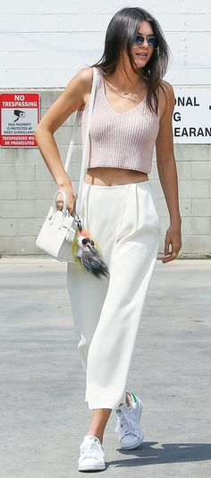 8+Times+Kendall+Jenner+Wore+Something+Under+$100+via+@WhoWhatWearUK