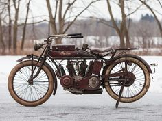 1914 Indian 7 HP - 'Hendee Special' 7 HP Twin