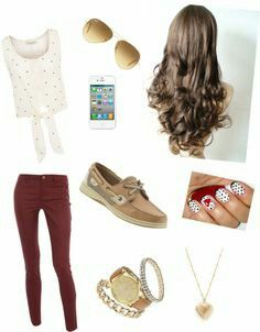 Sperry outfit