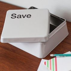 This CTRL+S Container will become your very own treasure chest where you can save everything important, including delicious cookies and cherished memories.
