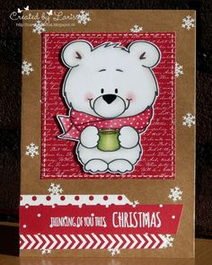The Holidays are about those we love! Gerda Steiner Designs Card by Larissa Car-D-elicious #gsdstampsadvent #cardmaking #papercraft #art #stamping #crafting #scrapbooking #crafting #adultcoloring
