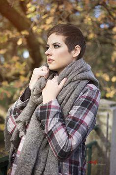 """Laura: Winter Solace"" - Model: Laura Hartley  MUA: Elly Liana"