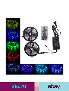 Bicycle lights ebay sporting goods led light strips ebay home garden mozeypictures Images