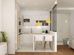Amazing Small Kitchen Ideas For Small Space 30   Studio apartment ...