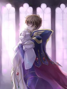 This is the one of the saddest Code Geass pictures I have ever seen.