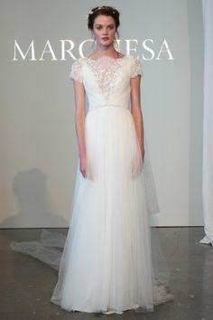 Marchesa, vestito da sposa 2015