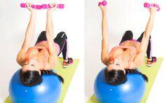 Muscler sa poitrine : 10 exercices pour les seins - Cosmopolitan.fr