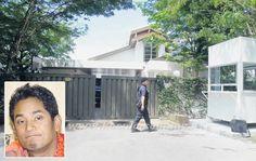Rumah Khairi Jamaluddin Di Masuki Perompak | Empat orang lelaki telah masuk/menceroboh kediaman Khairy Jamaluddin Abu Bakar di Jalan Setiabestari, Bukit Damansara kelmarin dan melarikan beberapa unit komputer riba dan jam tangan.