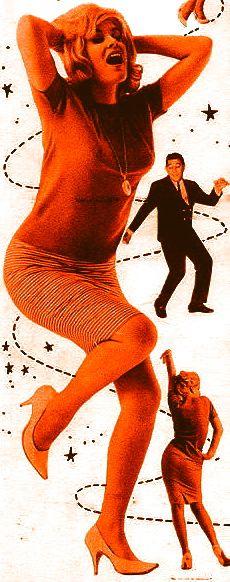 Dance 60s styling. PattyonSite™