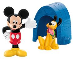 Fisher-Price Disney Mickey Mouse Clubhouse Mickey & Pluto Playset Fisher-Price http://www.amazon.com/dp/B00CN3RO10/ref=cm_sw_r_pi_dp_KXv7vb0CFB29N