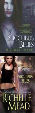 A sexy succubus with a heart of gold trying to get through an eternal life of needing sex to survive. Pretty racy at times, this book has a surprisingly moral theme. As with all of Richelle Mead's books, they just keep getting better.