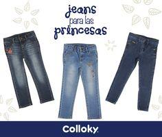 Tu princesa querrá andar todos los días al estilo COLLOKY