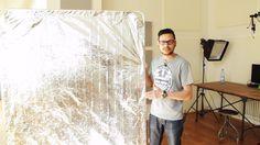 DIY-Tipp - Reflektor aus einer Rettungsdecke