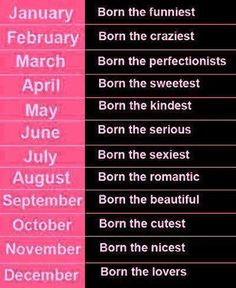sweetest? yes. but most of these apply to me. especially most sarcastic. wait... was that an option?