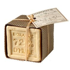 Traditional Marseille Soap Gift Pack by Durance en Provence